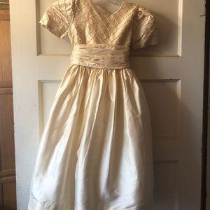 Other - Girls' Formal Dress Size 5 - Dupioni Silk